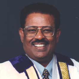 Dr. (Major) D.Raja, M.S.(Ortho.), D.Ortho., - 3rd Vice-Chancellor of TNMGRMU