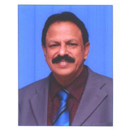 Dr. K. Meer Mustafa Hussain, M.D.(Paed), D.C.H., Ph.D. (Neonatology), F.R.C.P.(Glasg.) - 6th Vice-Chancellor of TNMGRMU